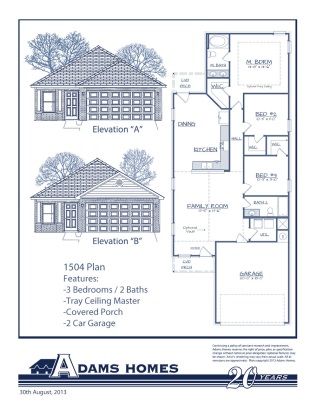 Brunswick Floor Plans Adams Homes Llc Acopia Home Loans