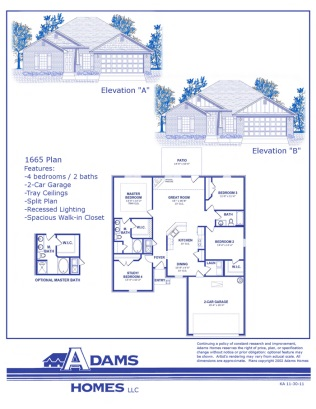 Willows And Grand Point At Lanier Lakes Floor Plans